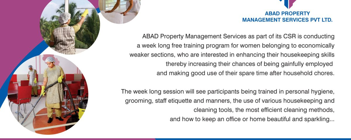 APMS ABAD Hosekeeping